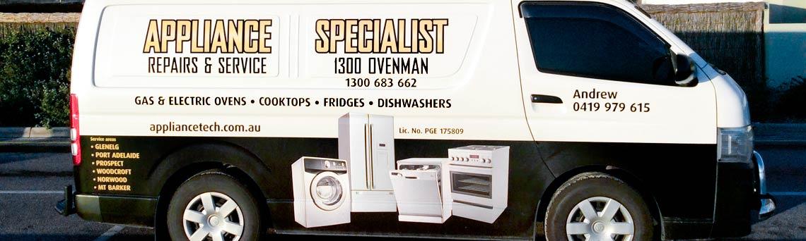 Oven Repairs Fridge Repairs Adelaide Appliance Specialist